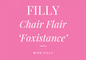 Chair Flair 1